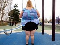 שמנים, שמנות  שומן, דיאטה שמנה / צלם: רויטרס